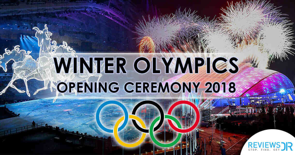 Winter Olympics Opening Ceremony Live on Kodi
