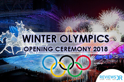 Winter Olympics Opening Ceremony on Kodi