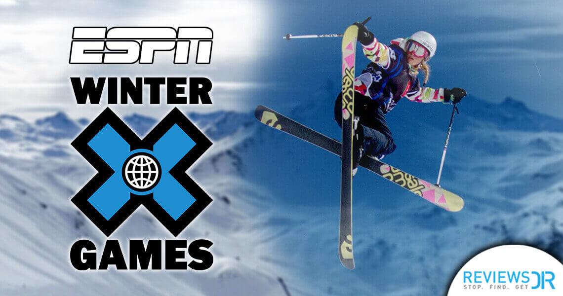 2018 Winter X Games Live Online
