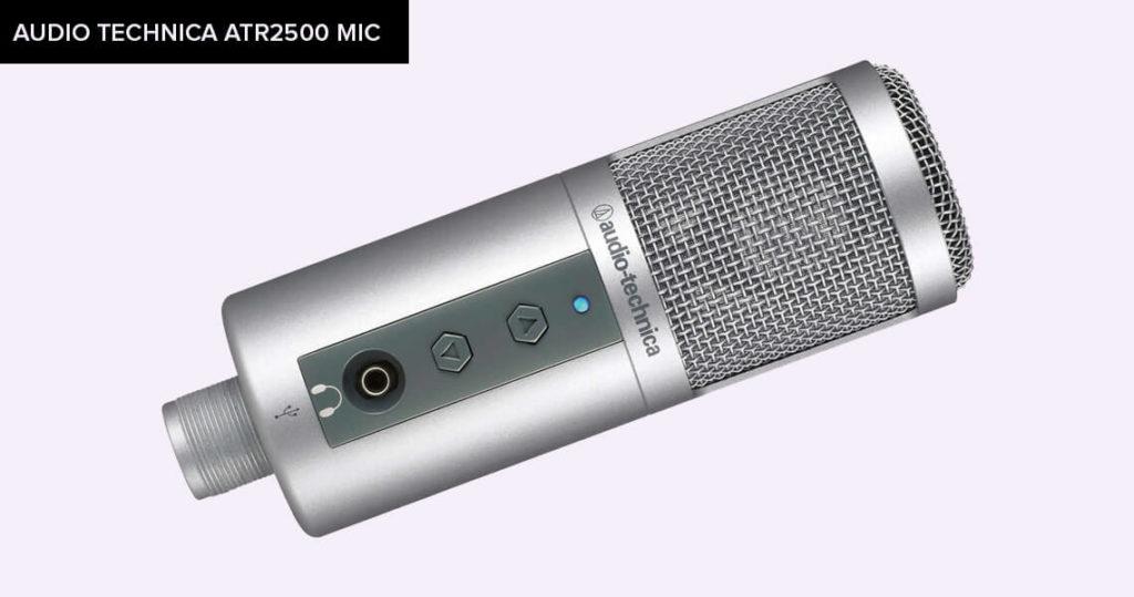 Audio Technica ATR2500 Mic