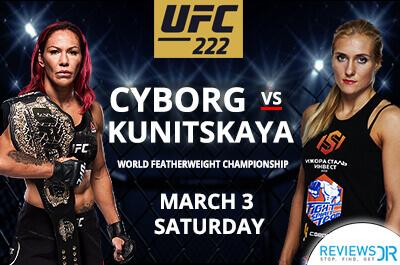 Cyborg vs. Kunit Skaya live online