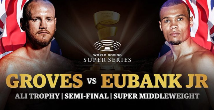 Groves vs. Eubank Jr Live Stream