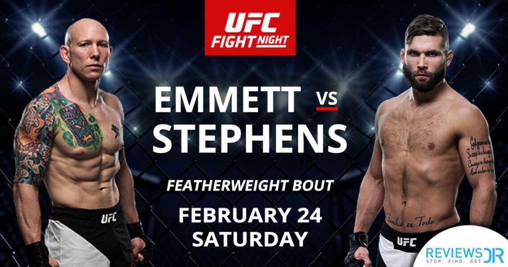 Emmett vs Stephens