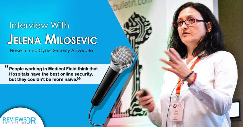 Jelena Milosevic Interview