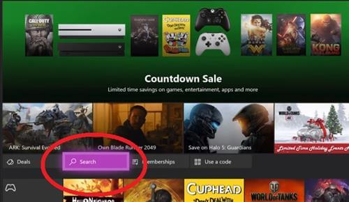 Kodi On Xbox One- Step 2