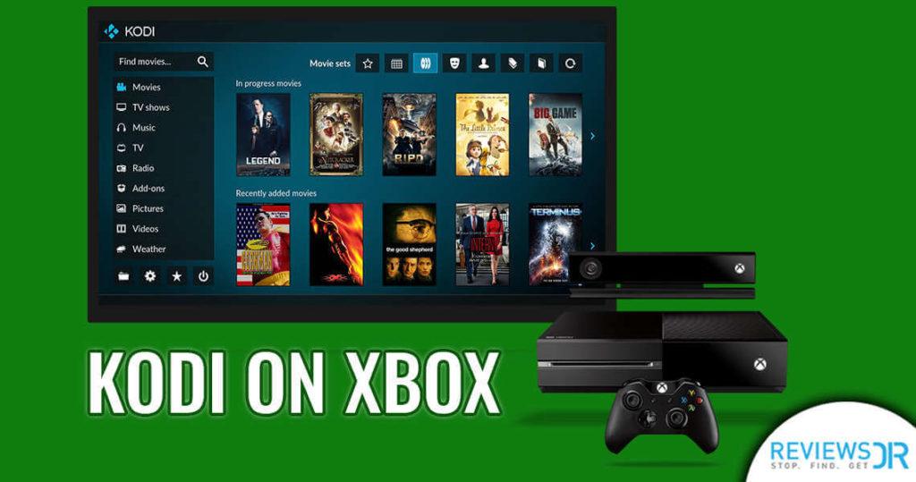 Kodi on Xbox 1
