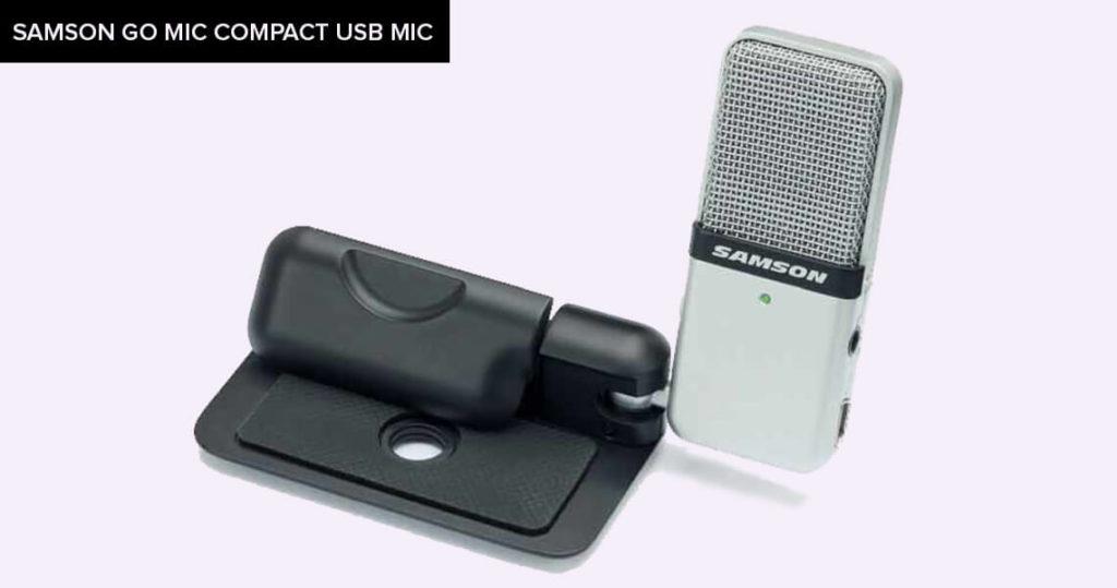 Samson Go Mic Compact USB Mic