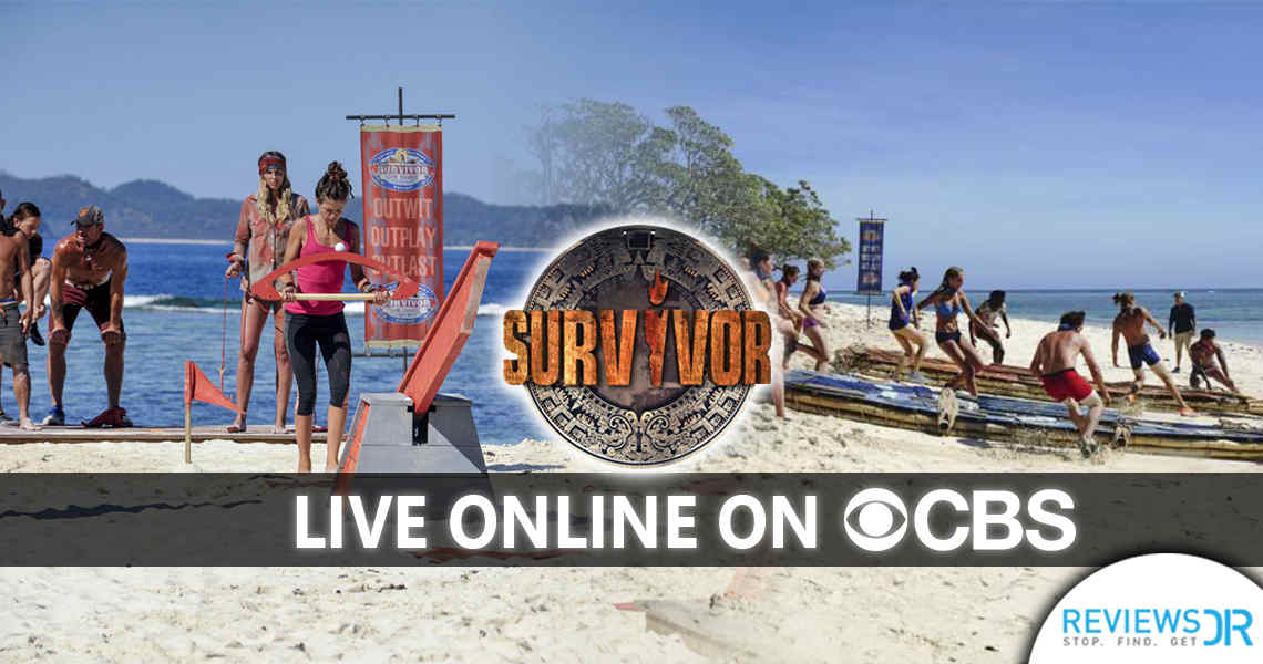 Survivor Live Online On CBS