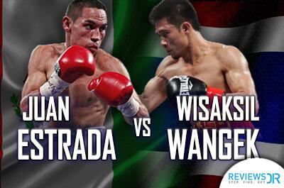 Wisaksil Wangek vs. Juan Estrada Live Online