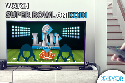 watch Super Bowl On Kodi