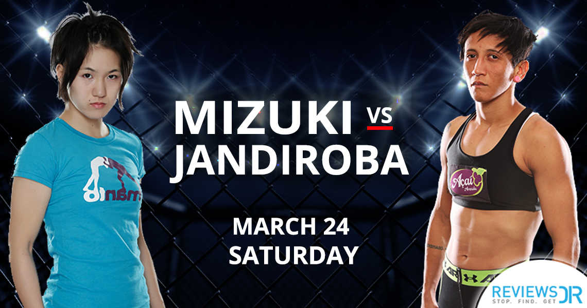 Invicta FC 28 Mizuki Inoue vs. Virna Jandiroba Live Online