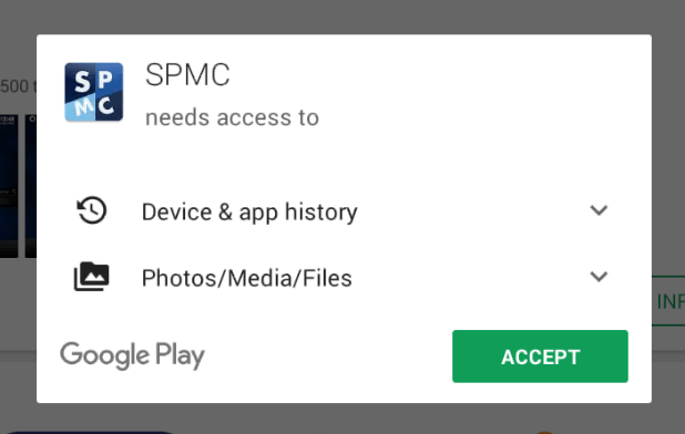 How To Install SPMC step 4