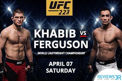 UFC 223: Ferguson vs. Khabib Live Online