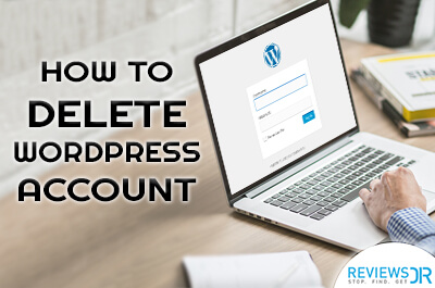 How to Delete Your Wordpress Account