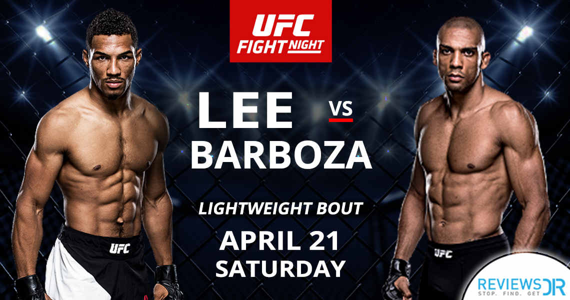 Lee vs Barboza Live Online