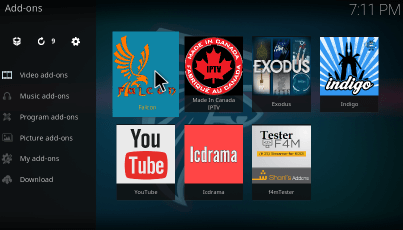 how to watch hbo on kodi