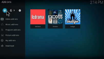 watch hbo on kodi