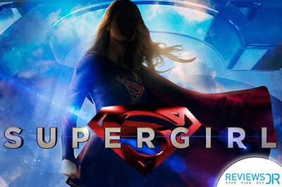 SuperGirl on CW Online