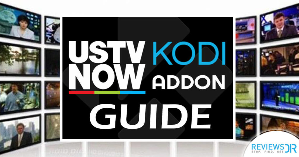 USTVNow Kodi Addon