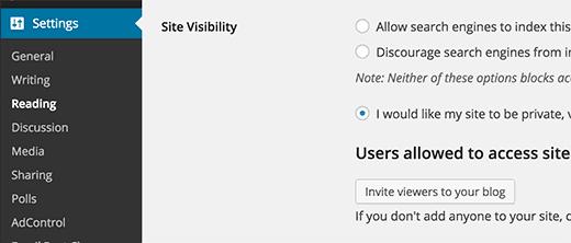 delete wp site