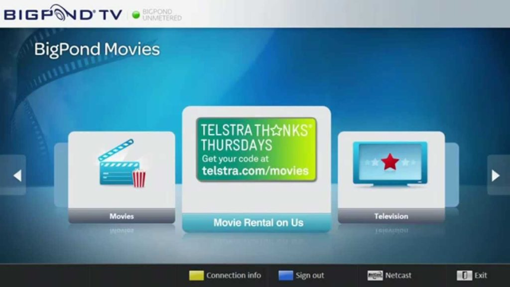 telstra bigpond movies