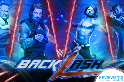 WWE Backlash Live Steaming