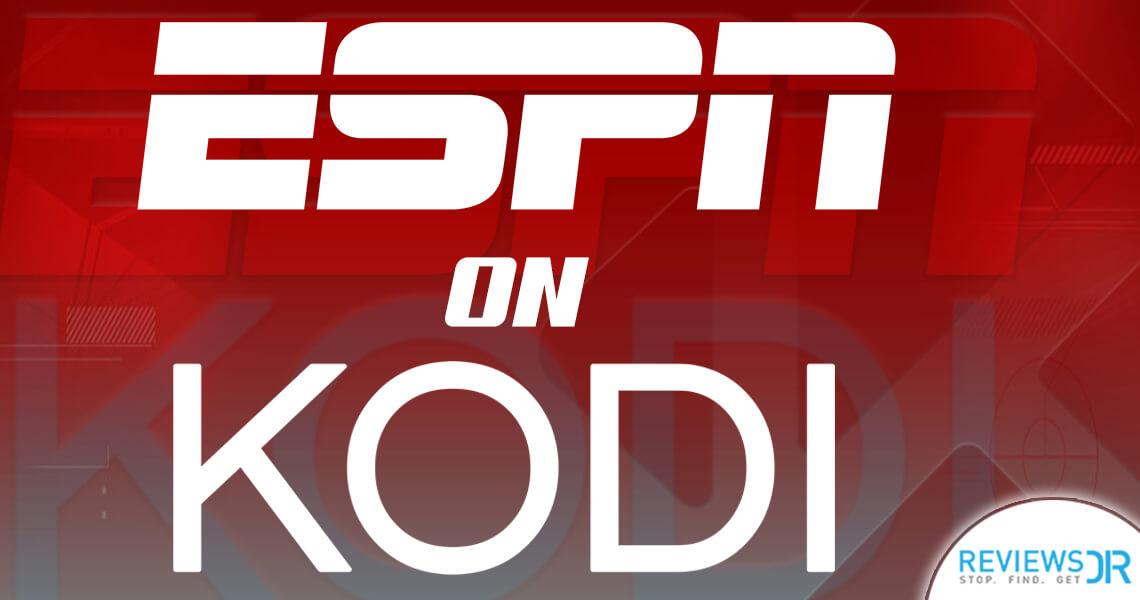 ESPN On Kodi