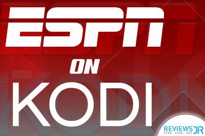 Watch ESPN on Kodi