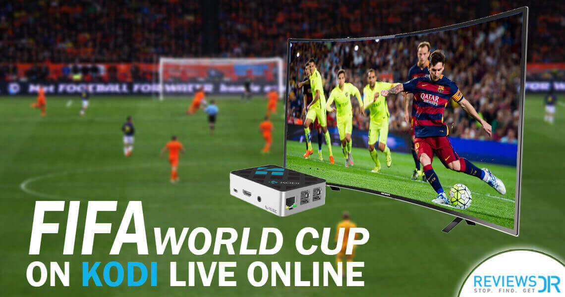 Fifa World Cup on Kodi