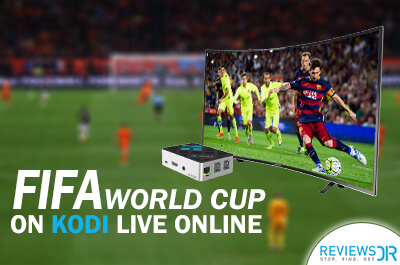 Fifa World Cup on Kodi Live Online