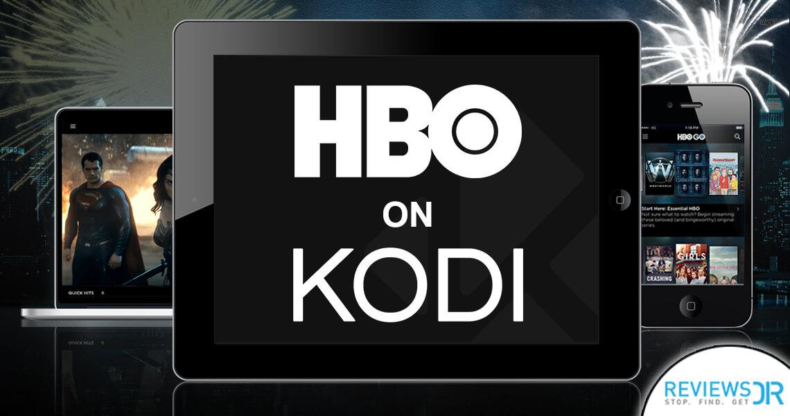 HBO on Kodi