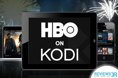 Access HBO on Kodi