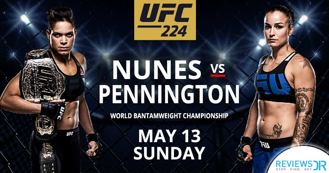 Nunes vs Pennington Live Online