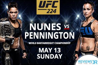 UFC Fight 224 Live Online