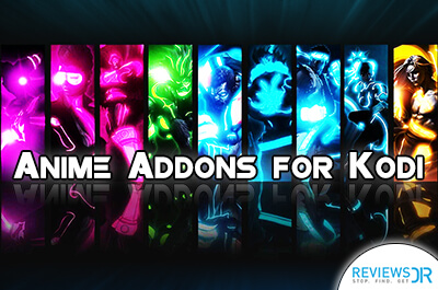 Anime Addons for Kodi Installation