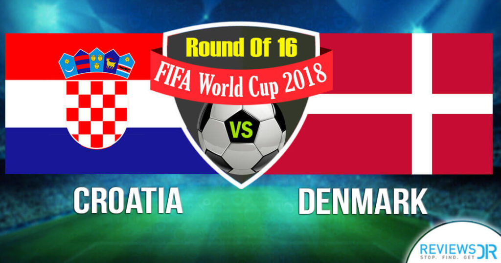Croatia vs. Denmark Live Online