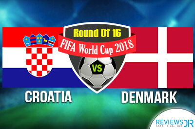 Croatia vs. Denmark Live Streaming