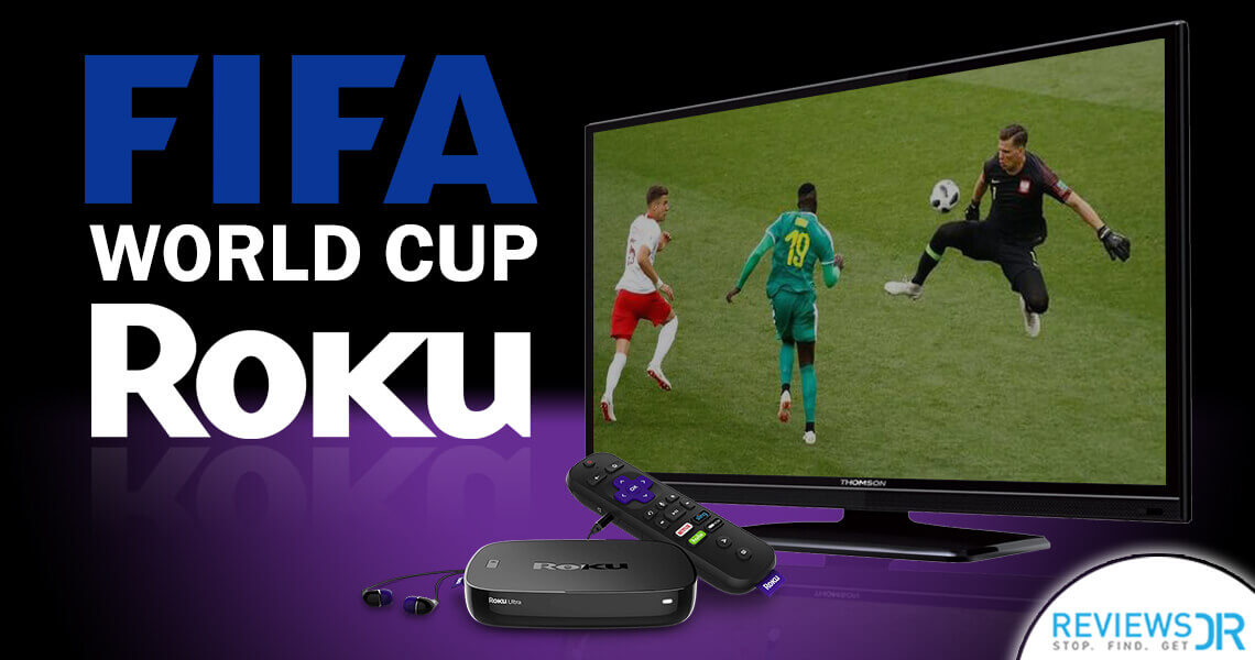 Fifa World Cup on Roku