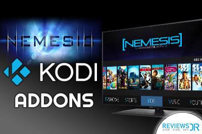 Nemesis Kodi Addon Installation