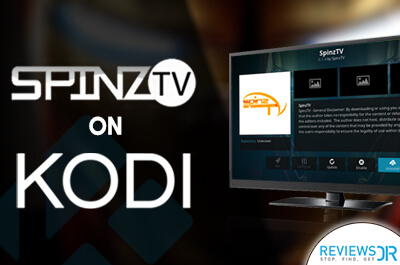 Spinz TV on Kodi Installation Guide