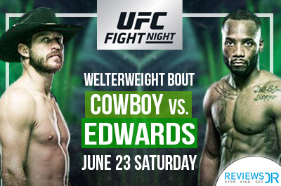 Cowboy vs. Edwards Live Online