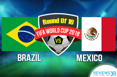 Watch Mexico vs Brazil