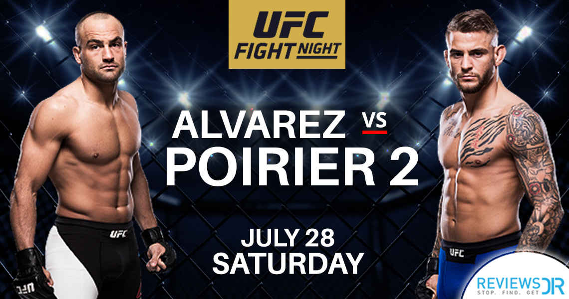 Alvarez vs. Poirier 2 Live Online