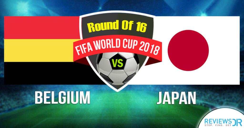 Belgium vs Japan Live Online