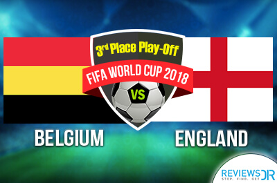 Belgium vs. England Live Streaming