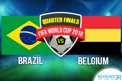 Brazil vs Belgium Live Streaming