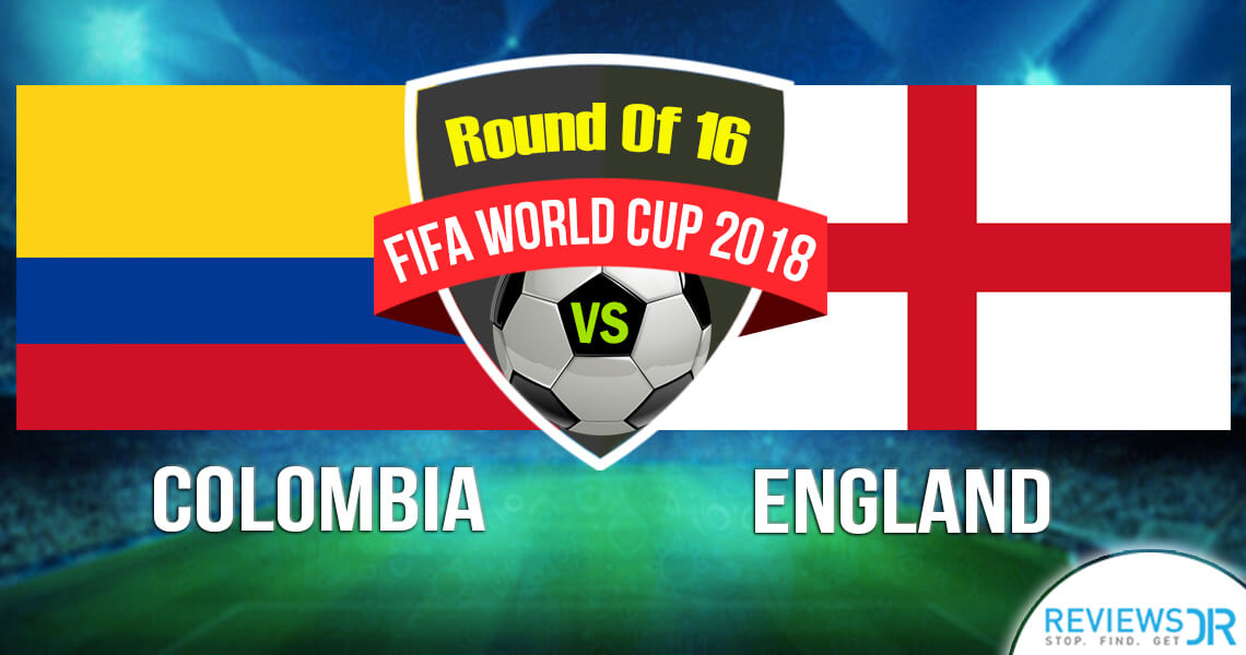 Colombia vs England Live Online