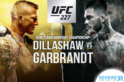 Dillashaw vs. Garbrandt 2 Live Streaming