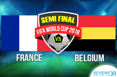 France vs. Belgium Live Streaming