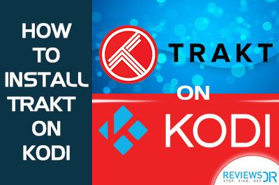 Install Trakt on Kodi